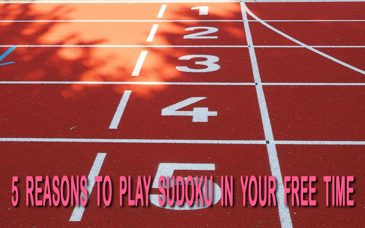 5 Reasons to Play Sudoku in Your Free Time header