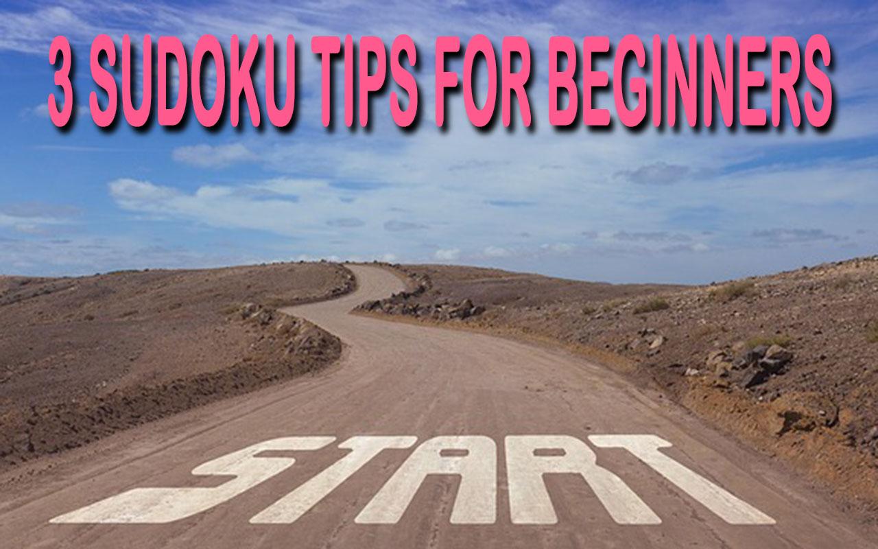 3 Sudoku Tips for Beginners header