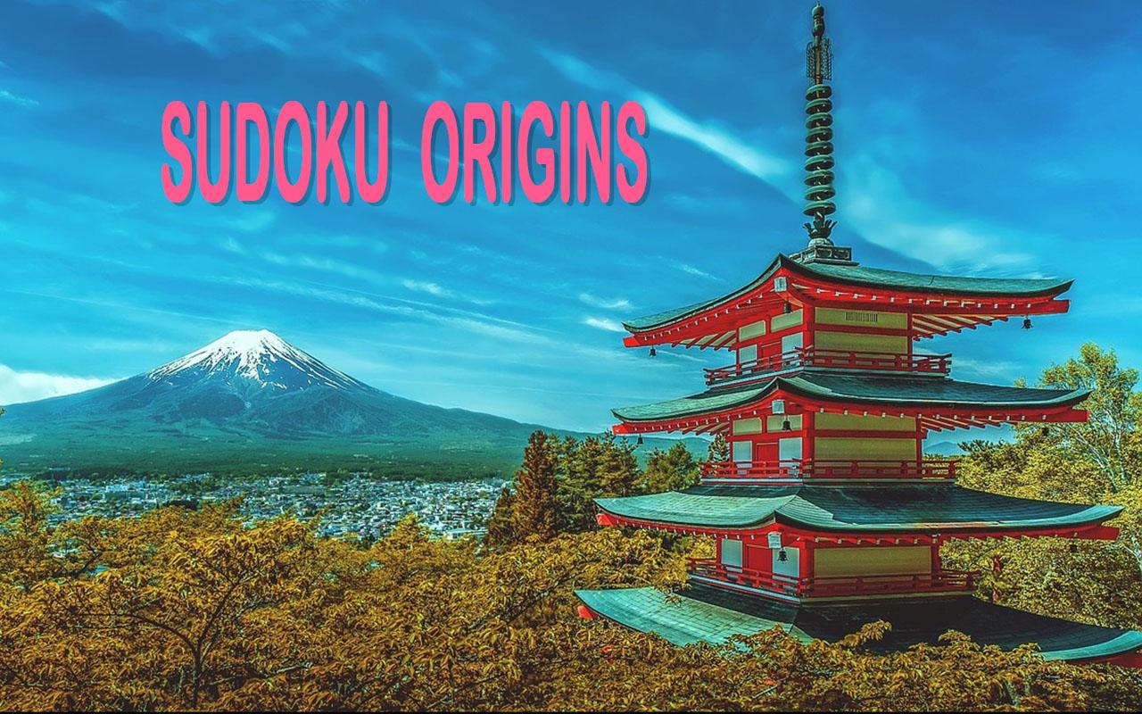 Sudoku Origins header