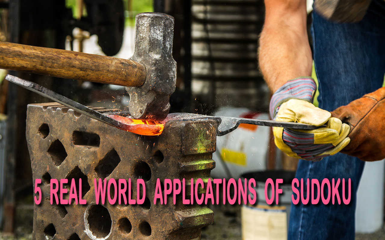 5 Real World Applications Of Sudoku header.
