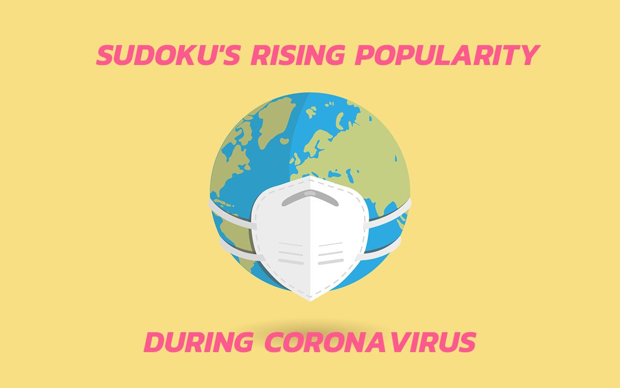 Sudoku's Rising Popularity During Coronavirus header